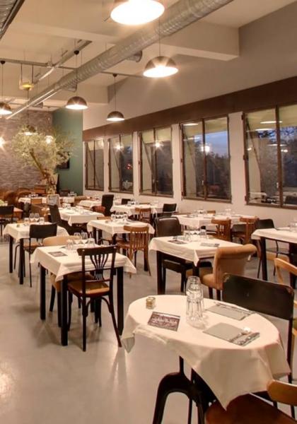 Le Restaurant - Le Local - Restaurant Bouc-Bel-Air